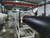 张家港315-630PE管材挤出机制管机设备