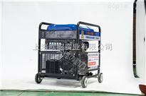 300A柴油发电电焊机简易氩弧焊