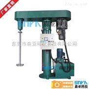 江苏800L液体添加剂液压升降搅拌分散机订做