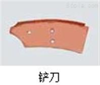 解决雷蒙磨工作时物料从铲刀侧面滑落的问题