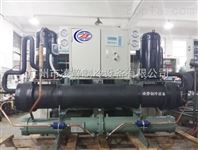 水冷螺杆满液式冷水机特点