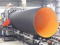 開封300PE鋼帶增強波紋管連接注意事項