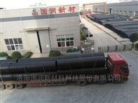 郑州φ700钢带波纹管使用压力温度/执行标准