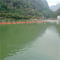 FT20*100*4水库垃圾拦截浮子塑料拦污排信息