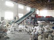 吨袋破碎清洗线,废旧编织袋回收加工线
