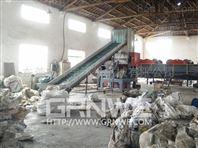 废旧水泥袋破碎清洗造粒生产线