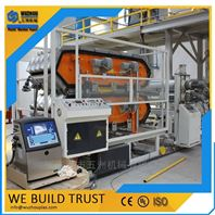PVC塑料瓦/琉璃瓦生产线设备