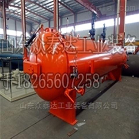 供应胶管硫化罐 橡胶制品硫化专家