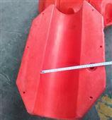 型号齐全塑料管道浮桶8寸管线浮子批发