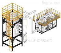 壓鑄擠出機集中供料系統