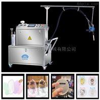 久耐硅膠灌膠機粉撲內衣機器生產設備