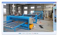 PP片材挤出机、PP板生产设备(图示)