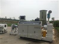 MPP顶管拖拉牵引电力电缆挤出机生产设备