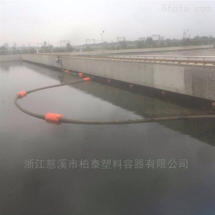 10寸聚乙烯管道浮子疏浚组合式浮筒