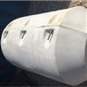 夹网漂浮式拦污浮排宽50公分聚乙烯浮子价格