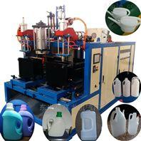 全自动洗衣液桶吹瓶机厂家  祥龙塑机