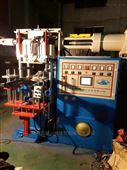 100吨橡胶注话射机_100吨硅】胶射出热压成型机