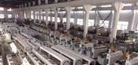 张家港塑料管材挤出生产线设备制管机器