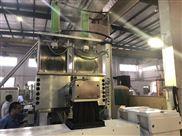 HDPE小中空管道料回收造粒設備中塑機械