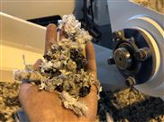 pe生活垃圾薄膜造粒機-中塑機械研究院