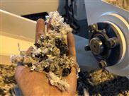 PE廢舊生活垃圾薄膜造粒機-中塑機械研究院