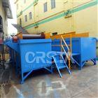 收集處理廢舊購物袋粉碎清洗造粒生產線