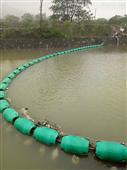 河道清淤疏浚管道塑料浮筒