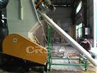 废旧吨桶强力破碎机液压装置粉碎设备