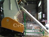 廢舊噸桶強力破碎機液壓裝置粉碎設備