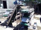 流水线定制电动升降 电子原件传送机