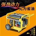 单相7KW汽油发电机TO7900ET
