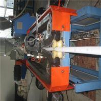 青島PVCPE單壁波紋管機組設備