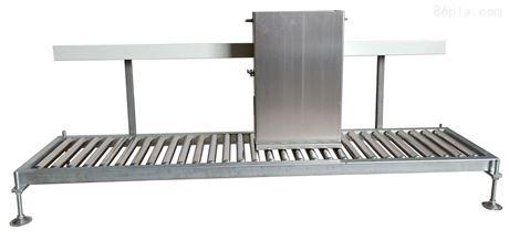 可定制不銹鋼無動力輸送帶