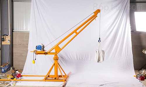合肥360度室外小吊机可吊装1吨物品