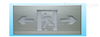 A-BLJC-1OE II 1W-A401LR-安科瑞消防应急照明灯具单面双向指示标志