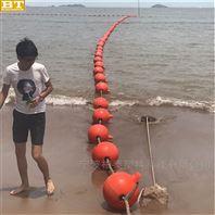 聚乙烯pe塑料浮球 龍舟比賽賽道分割浮球