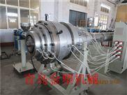 塑料挤出机生产厂家 HDPE管材生产线