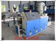 青岛地暖管设备厂家 PERT地热管生产线