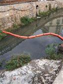 物聯網水電站攔污網浮標