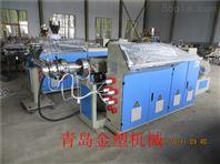 制造塑料管設備 PE管材生產線