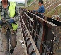 公路水泥防撞隔离带模具