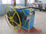 碳素螺纹管生产线 碳素波纹管设备