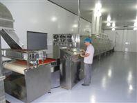 微波葛根烘干杀菌设备推荐厂家康来微波设备