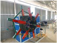 聚乙烯盘管生产线设备 pe管机器
