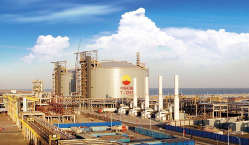中石油投资112亿建乙烷制乙烯项目
