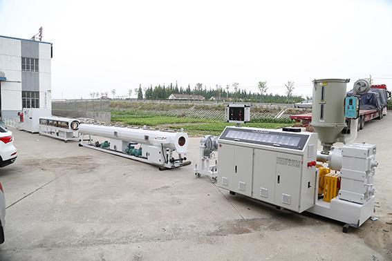 MPP电力管生产线